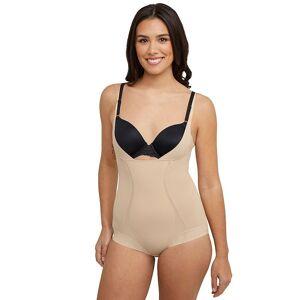 Maidenform Shapewear Firm Foundations Body Shaper DM5004, Women's, Size: Small, Brown