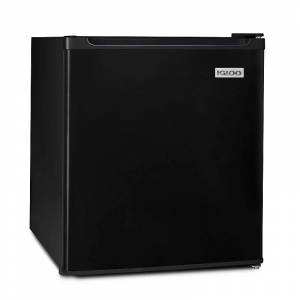 Igloo 1.7 Cu. Ft. Dorm Room Refrigerator & Freezer, Multicolor