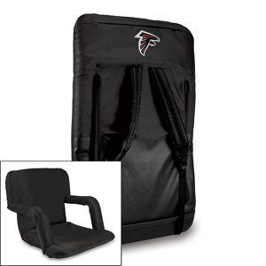 Picnic Time Atlanta Falcons Ventura Portable Chair, Black - Size: One Size