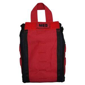 Elite First Aid, Inc. Patrol Trauma Kit Level 2   Black