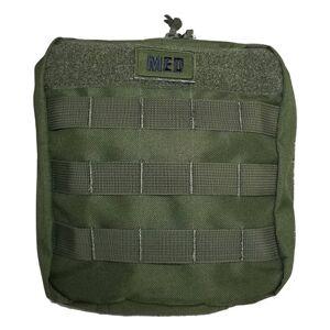 Elite First Aid, Inc. GP IFAK Level 1   OD Green   Plastic