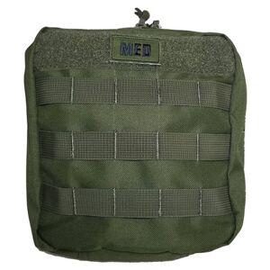 Elite First Aid, Inc. GP IFAK Level 2   Black   Plastic
