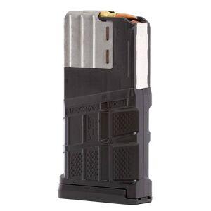 Lancer L7AWM 20 Round .308/7.62/6.5CM Rifle Magazine   Black   Stainless Steel
