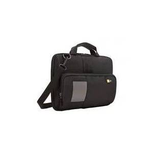 D and H Case Logic Work-In Case with pocket QNS-311-BLACK notebook carrying case