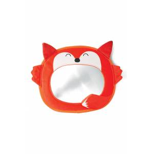 Diono Easy View Fox Back Seat Mirror in Orange at Nordstrom