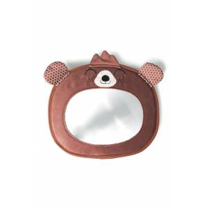 Diono Easy View Character Baby Mirror in Brown at Nordstrom