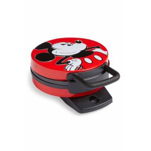 Classic Mickey Waffle Maker, Size One Size - Red