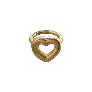 Laura Lombardi Women's Laura Lombardi Cuore Heart Ring