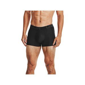 Men's Under Armour 2-Pack Ua Tech(TM) Boxerjock Boxer Briefs, Size Large - Black