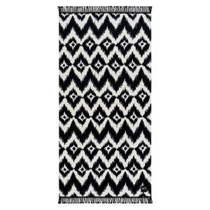 Slowtide Escher Bath Towel in Black at Nordstrom