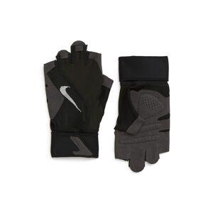 Nike Premium Training Gloves, Size Medium in Black/Volt at Nordstrom