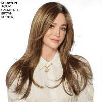 High End Fashion Lace Front Hand-Tied Wig by Jaclyn Smith