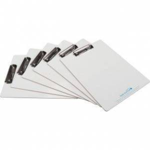 Double Sided Dry Erase Clipboard  6 clipboards by Really Good Stuff LLC