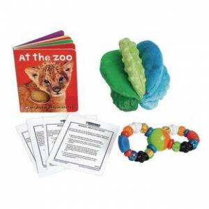 Learning Pack Infant See and Touch by Really Good Stuff LLC