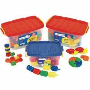 Excellerations[r] Excellerations Beginning Manipulatives  Set of 3 by Excellerations[r]