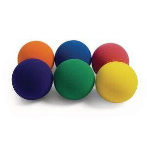 Discount School Supply[r] Jumbo Soft Foam Balls  Set of 6 by Discount School Supply[r]