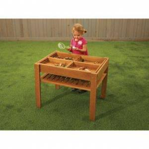 Excellerations[r] Excellerations Outdoor Sorting Table with Lid by Excellerations[r]