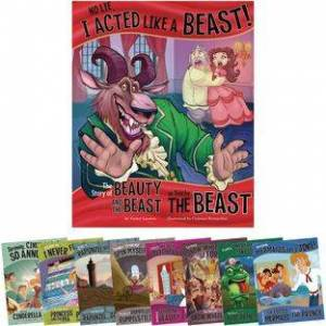 Capstone The Other Side of the Story  Fairy Tales 9 Book Set by Capstone