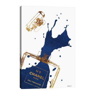 iCanvas Glam Girl Perfume Bottle   - Size: 18x26