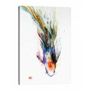 """iCanvas Fish In Motion   - Size: 18"""" x 26"""""""