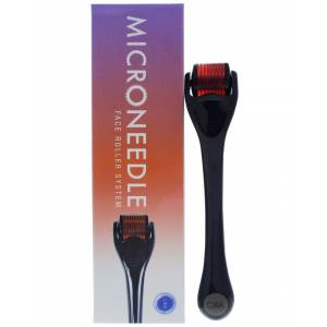 ORA Black/Red Microneedle Face Roller System   - Size: NoSize