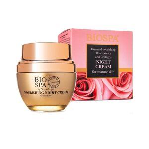 Sea of Spa Bio Spa 1.69oz Rose Extract & Collagen Nourishing Night Cream   - Size: NoSize