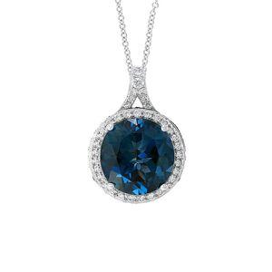 Effy Fine Jewelry 14K 6.74 ct. tw. Diamond & Gemstone Pendant   - Size: NoSize