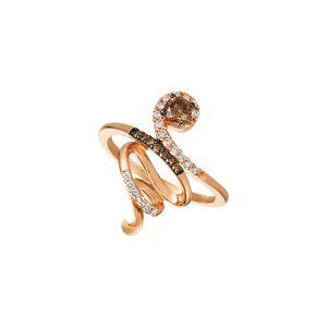 Le Vian 14K Rose Gold 0.45 ct. tw. Diamond Ring   - Size: 7