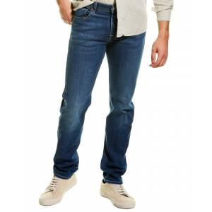 Seven For All Mankind 7 For All Mankind Slimmy Need Slim Leg Jean  -Blue - Size: 29