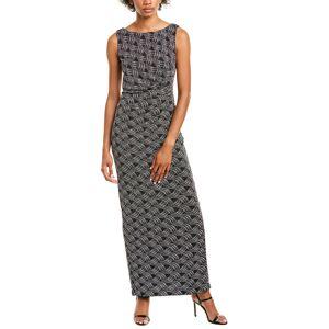 Marina Glitter Maxi Dress   - Size: 8