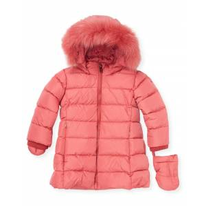 ADD Trimmed Hooded Jacket   - Size: 3M