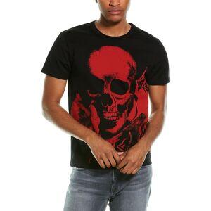 Alexander McQueen Skull T-Shirt  -Black - Size: Small