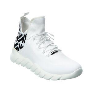 FENDI FF Sneaker  -White - Size: 5 UK