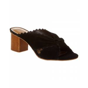 Jack Rogers Holly Suede Sandal   - Size: 5.5