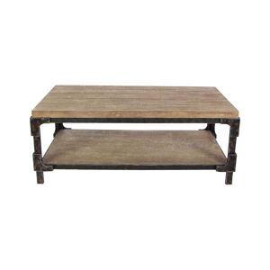 UMA Enterprises Rustic Reflections Coffee Table   - Size: NoSize