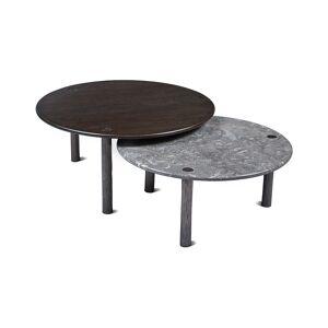 Urbia Dahlia Set of 2 Nesting Coffee Tables   - Size: NoSize