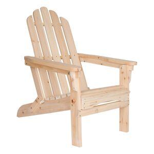 Shine Co. Marina Adirondack Folding Chair   - Size: NoSize