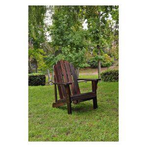 Shine Co. Marina Adirondack Chair  -Beige - Size: NoSize