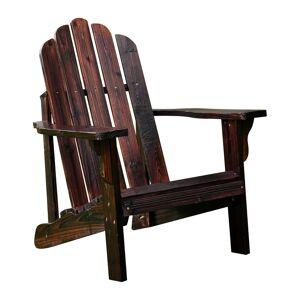Shine Co. Marina Adirondack Chair   - Size: NoSize