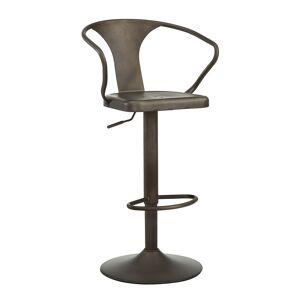 Worldwide Home Furnishings Astra Adjustable Stool   - Size: NoSize