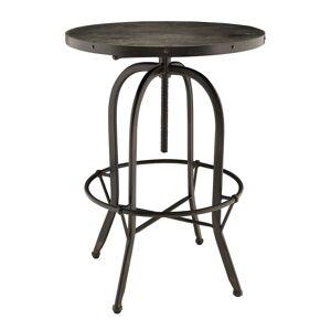 Modway Sylvan Pine Wood Top Bar Table   - Size: NoSize