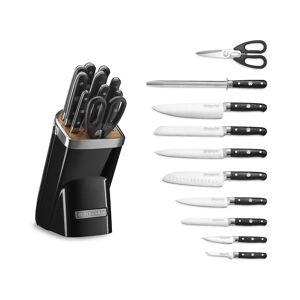 KitchenAid 11pc Professional Series Cutlery Set  -Black - Size: NoSize
