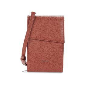 Matt & Nat Women's Vegan Leather Crossbody Wallet - Chai  Chai  female  size:one-size