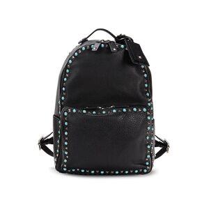 Valentino Garavani Men's Studded Leather Backpack - Nero  Nero  male  size: