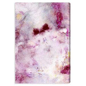 """Oliver Gal Tie-Dye Beauty Wall Art - Burgundy - Size 10"""" X 15""""  Burgundy  unisex  size:10"""" X 15"""""""