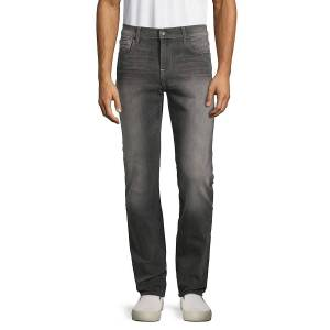 7 For All Mankind Men's Slimmy Straight Jeans - Mystique - Size 40  Mystique  male  size:40