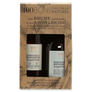 100BON Women's 2-Piece Liquid Soap & Body Mist Bath Set      size: