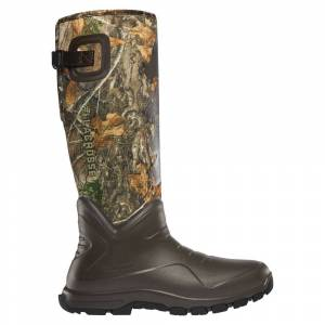 "LaCrosse AeroHead Sport 16"" 3.5mm Men's Brown Boot 6 M"