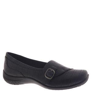 Easy Street Cinnamon Women's Black Slip On 6 M