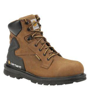 """Carhartt 6"""" Steel Toe Men's Brown Boot 13 W"""
